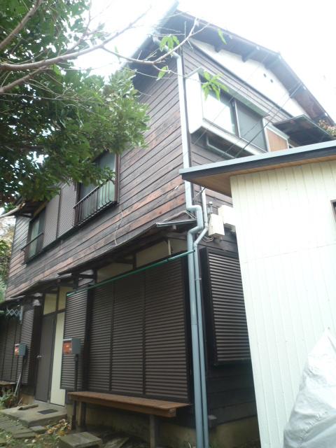 吉田アパート外観写真