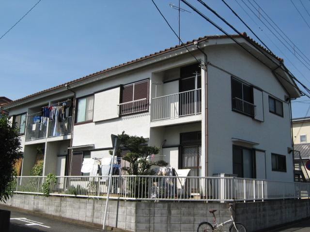 第1栄荘外観写真