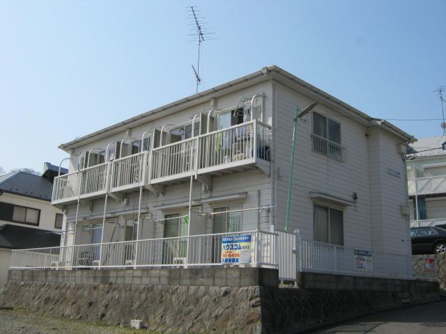 メゾン・ド・ラメール石名坂外観写真