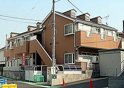 藤沢ドミール21外観写真
