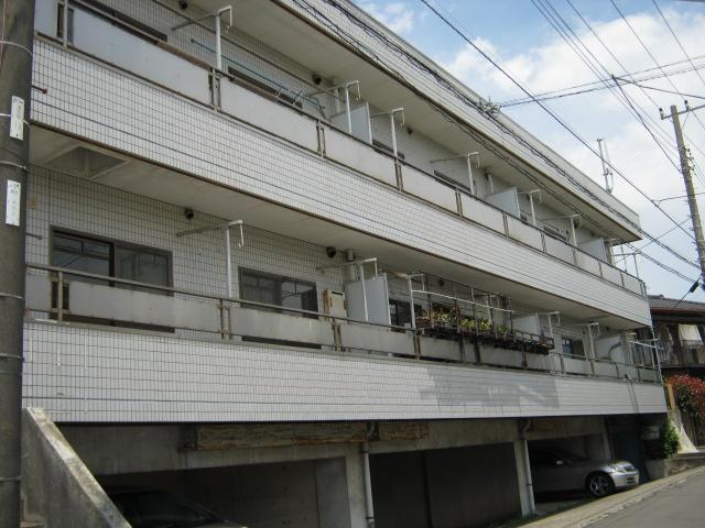 五島ハイツ外観写真