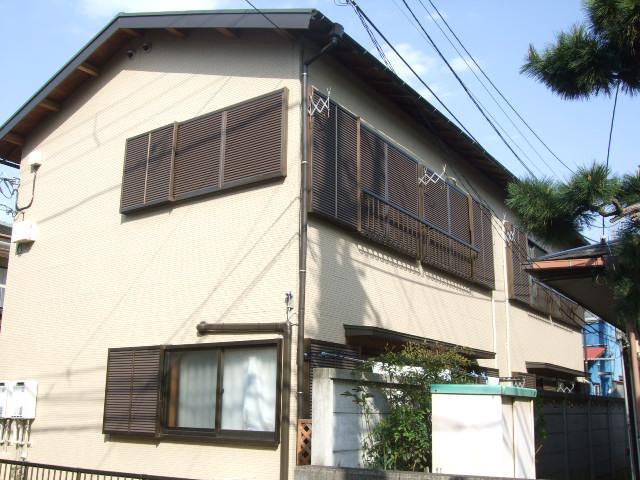 金井アパート外観写真