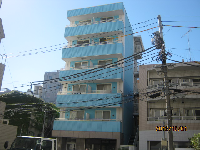 ユニバーサル藤沢ビル外観写真