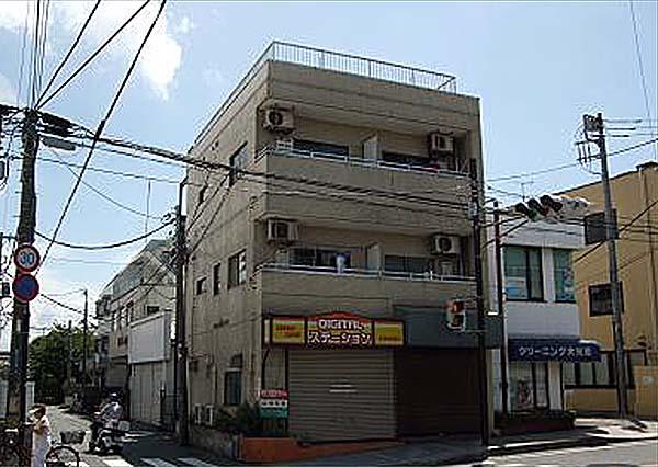 コスモAoi本町外観写真