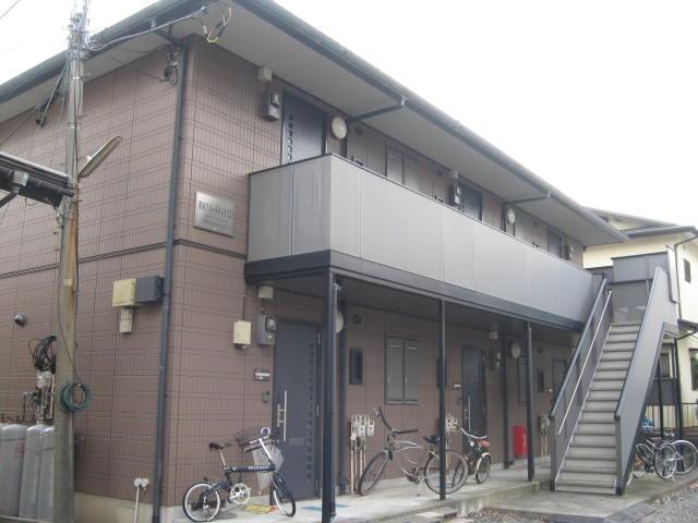 湘南アパートメント121外観写真