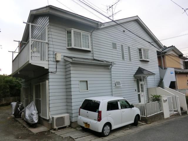 サニーコート山崎外観写真