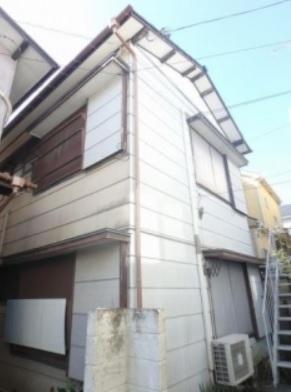 志村荘外観写真