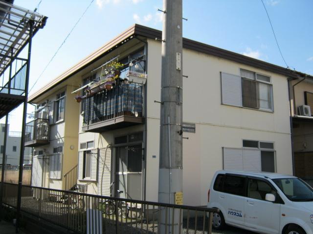 松枝2みのりハイム外観写真