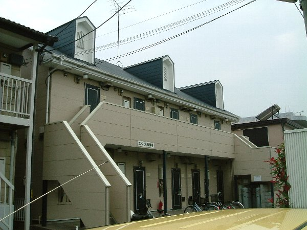 スペース松蓮寺外観写真