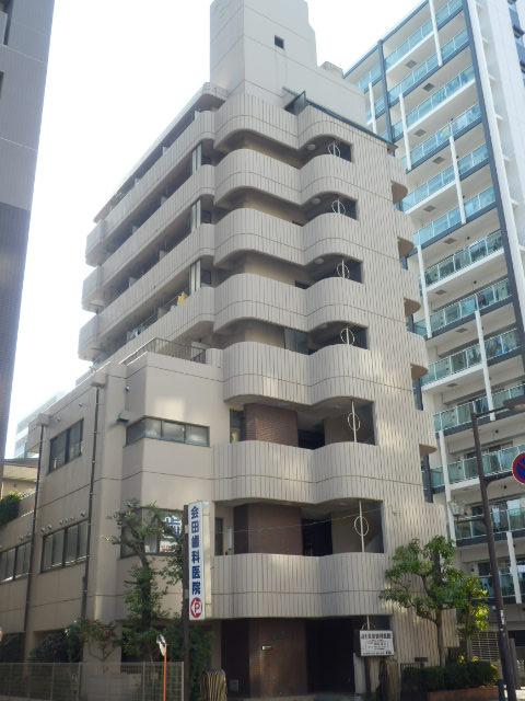 会田コーポ外観写真