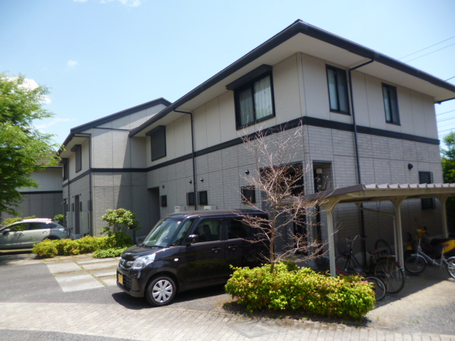 アルファタウン西田原外観写真