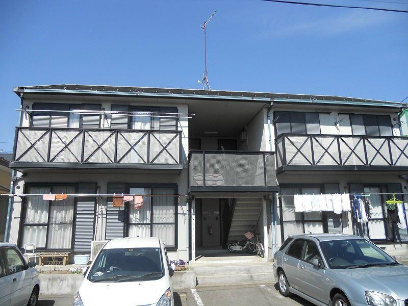 ハイツ古関Ⅱ外観写真