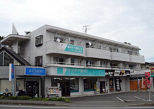 ライフフォーラム桜台外観写真