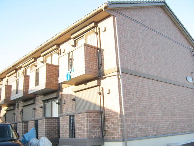 マ・メゾンASUKAⅡ外観写真