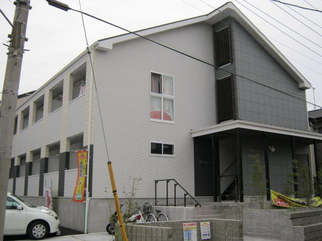 エタニティ京外観写真