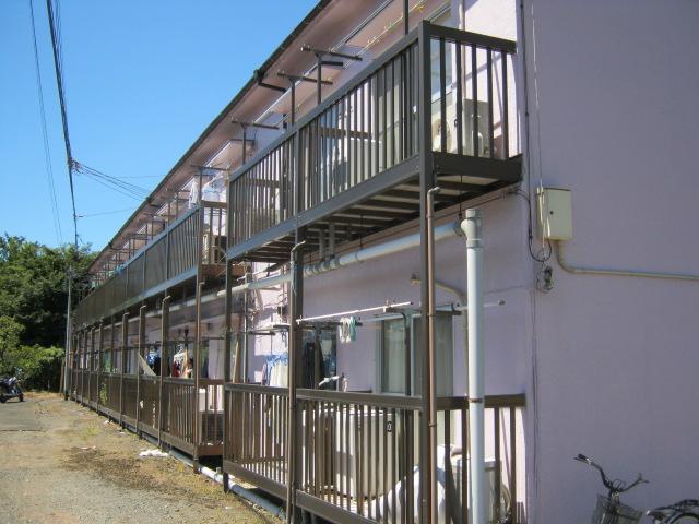 久保田荘外観写真
