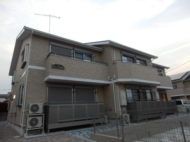 エクシード萩原Ⅱ外観写真