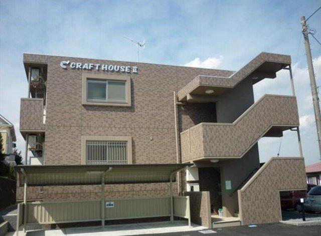 クラフトハウスⅡ外観写真