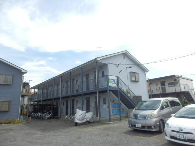 エスポワール弐番館外観写真