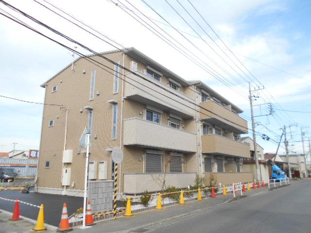 (仮)D-room下川入外観写真