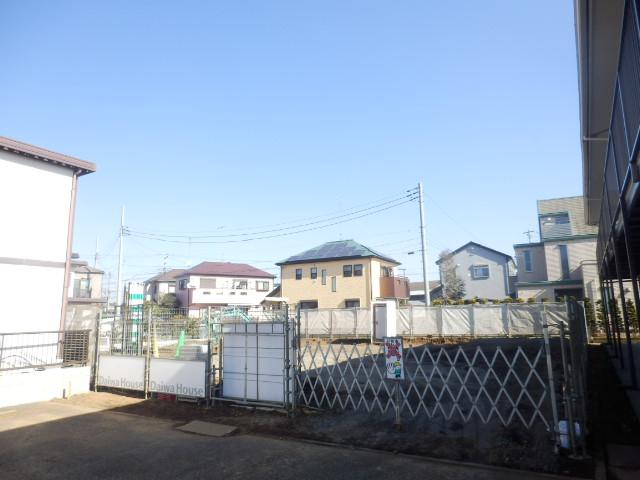 (仮)D-room妻田西外観写真