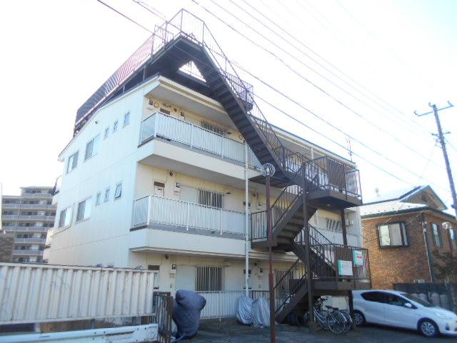 武井ハイツ外観写真