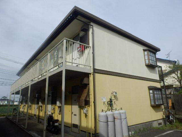 ファミーユISEHARA B棟外観写真
