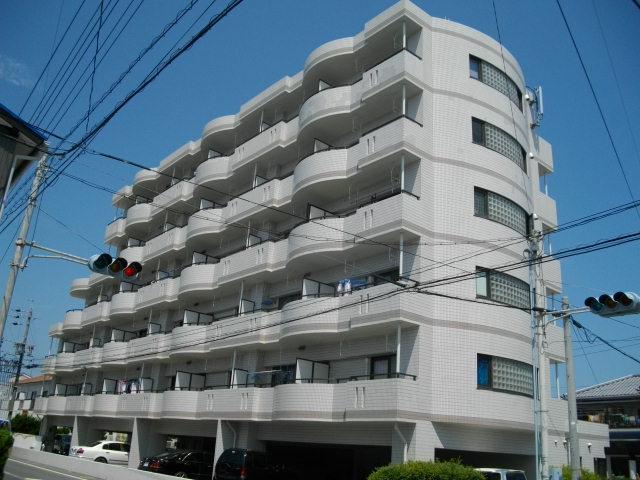 サンパレス21萩丘西外観写真