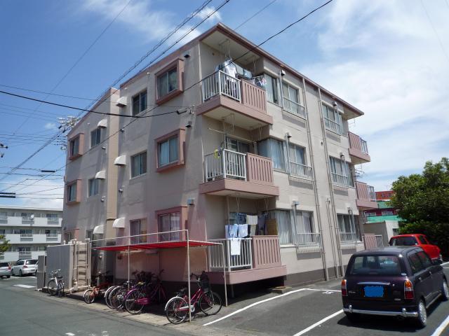 野中第2マンション外観写真