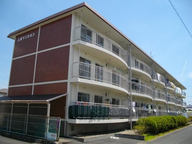 上島マンション外観写真