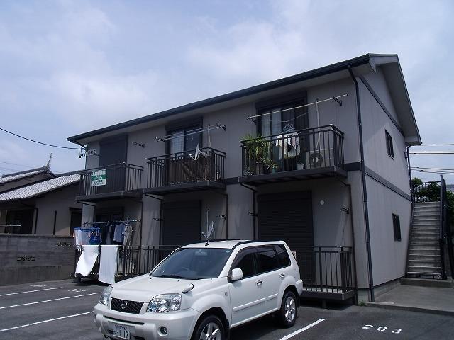安松荘外観写真