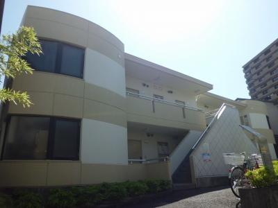 元魚ロイドアパート A棟外観写真