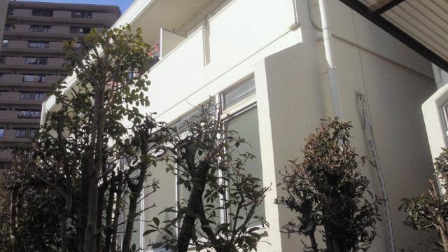元魚ロイドアパート B棟外観写真