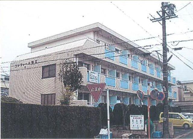 コンフォール鴨江外観写真