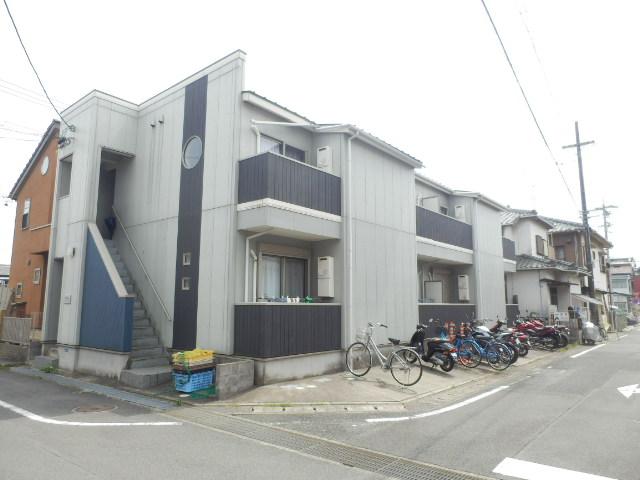 クレフラスト静岡大西外観写真