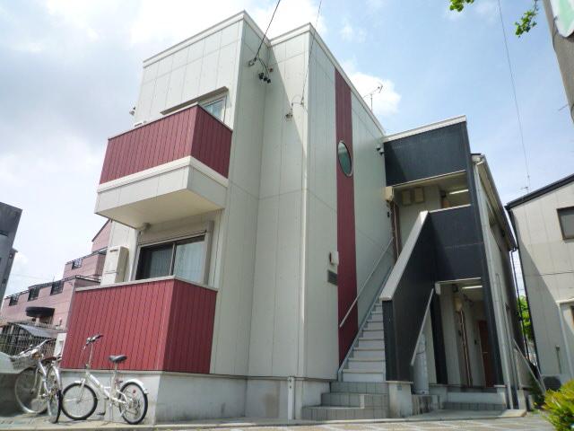 クレフラスト新浜松駅西外観写真