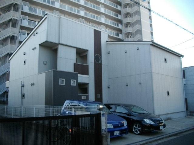 クレフラスト浜松駅南外観写真