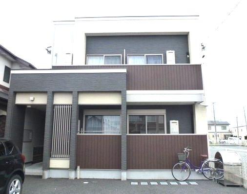 クレフラスト中田町 B外観写真