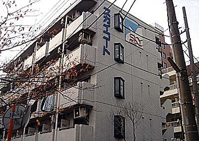 スカイコート川崎第4外観写真