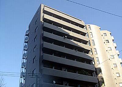 ロイヤルパレス川崎本町外観写真
