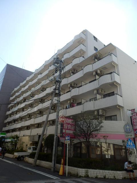 ホワイトガーデン東田外観写真