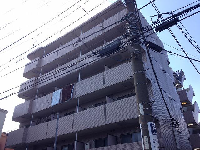 エタニティ川崎外観写真