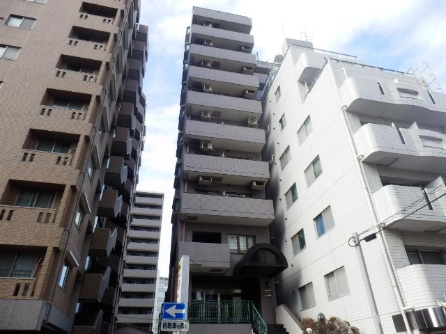 スカイノブレ川崎柳町外観写真