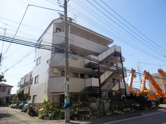 永山マンション外観写真