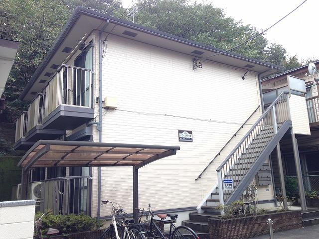 ドミール新川崎外観写真