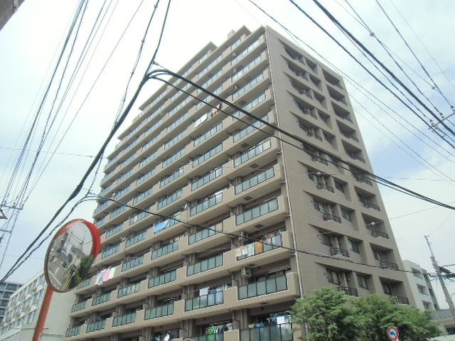 グランイーグル川崎Ⅴ外観写真