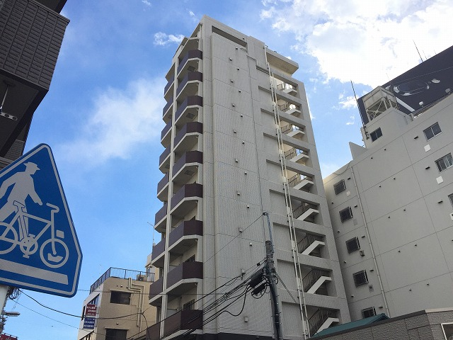アヴァンツァーレ川崎イースト外観写真