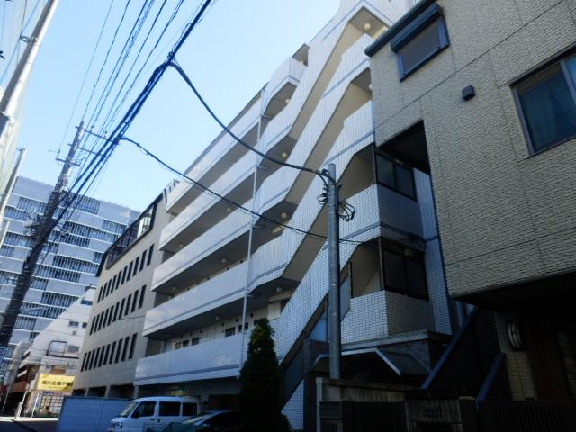 マモール川崎外観写真