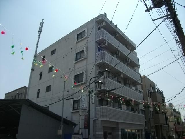 第7むさしマンション外観写真