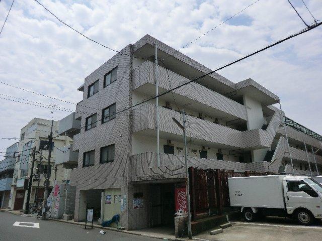 スカイコート鶴見6外観写真